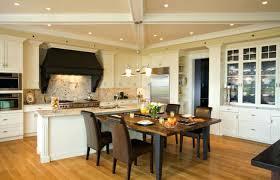 Simple House Decoration Kitchen Decoration Medium Size Open Floor ...