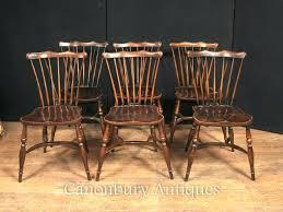 oak windsor chair set 8 antique oak chairs kitchen dining chair oak dining table dining chairs