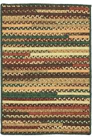 rectangular braided rug hearth area rug hearth rectangular braided area rug braided rugs floor coverings area