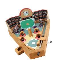 Wooden Baseball Game Toy Homewear 100m Classic Wood Pinball Style Baseball Game eBay 10