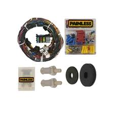 ignition electrical mustang mustangsunlimited com product icon painless wiring chassis wiring harness 1969 1970 mustang