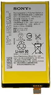 LIS1594ERPC <b>Original</b> Battery <b>Sony Xperia Z5</b> Compact: Amazon ...