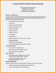 Awesome Resume Examples Resume Cashier Skills To Put On A Awesome For Excellent 66