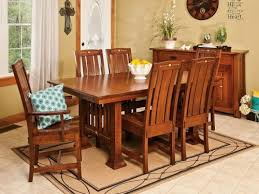 arts and crafts dining table. Arts And Crafts Dining Room Furniture Handmade Amish Decor Table I