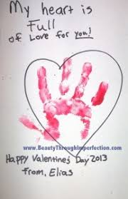 Valentines Day Quotes For Preschoolers Valentines Day Craft For Toddlers Beauty Through Imperfection