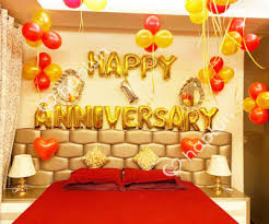 anniversary decoration in delhi ncr