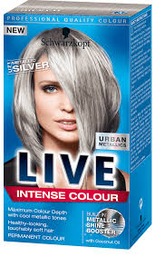 Live Colour Hair Dye From Schwarzkopf In 2019 Grey Hair