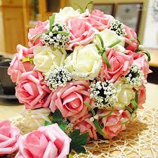 Cheap Wholesale Artificial Flowers For Weddings