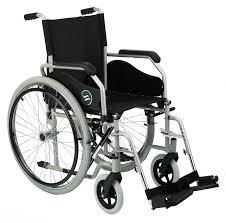 silla de ruedas manual breezy g