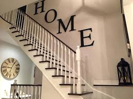 stair wall decorating ideas best staircase wall decor ideas on stair wall decor picture wall staircase