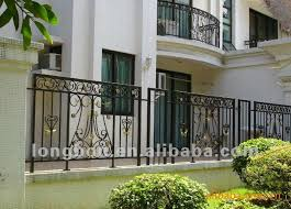 metal fence design. Topselling Modern Home Metal Privacy Balcony Fence Buy Design B