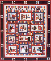 The Stitch Connection - Blocks of the Month & Snowman Collector Adamdwight.com