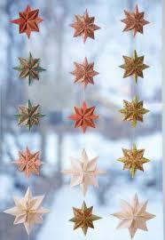 Sterne Basteln Für Weihnachten Mit Origami Anleitung