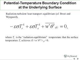 equilibrium temperature equation tessshlo