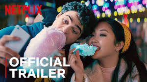 It indicates a way to close an interaction, or dismiss a notification. To All The Boys 2 P S I Still Love You Official Sequel Trailer Netflix Youtube