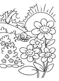 Fairy Garden Coloring Sheets Gardening Coloring Pages Garden