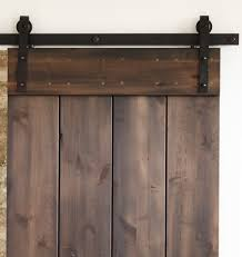installing barn door kits