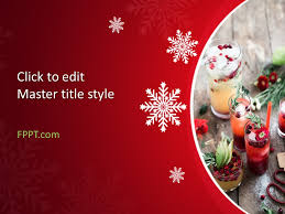 Free Christmas Powerpoint Template Free Powerpoint Templates