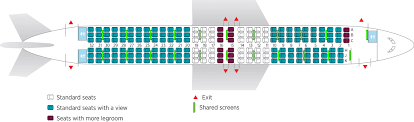 Air Transat 737 800 Seating Chart 62 Explicit Air Transat Plane Seating Chart