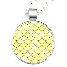handmade glass pendants handmade glass pendant necklace jewelry glass dome seals round mermaid fish dragon scale