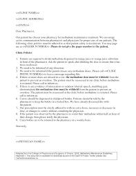 Pharmacist Cover Letter Free Resumes Tips