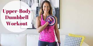 upper body dumbbell workout diabetes