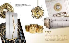 gold is the perfect colour combination