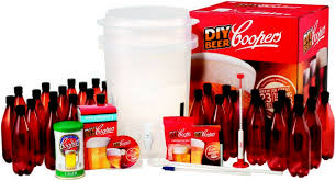 coopers diy home brewing 6 gallon craft beer making kit review
