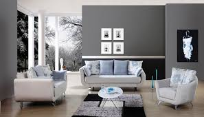 living room wall color with gray couch