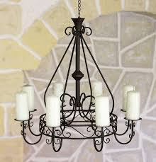 Details Zu Kronleuchter Metall 101318 Kerzenhalter Deckenhänger Hängeleuchter Kerzen Antik