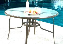 round patio tablecloth with umbrella hole outdoor tablecloths and zipper table cover fitted vinyl hol