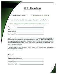 Hold Harmless Agreements Hold Harmless Agreement Making Hold Harmless Agreement Template 19