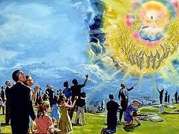 Resultado de imagem para A VOLTA DE JESUS - VERSÍCULOS BIBLICOS QUE FALAM A RESPEITO