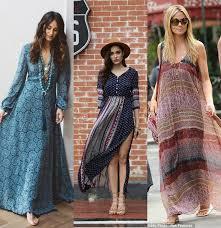60 design ideas for boho style clothing