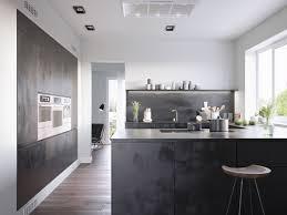 Black Gloss Kitchen Contemporary Kitchen 36 Stunning Black Kitchens Design
