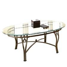 madrid coffee table silver oval glass top coffee table in weathered pewter real madrid coffee table
