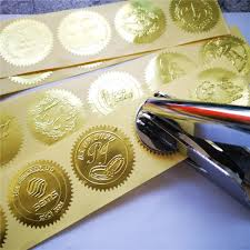 Design Your Own Metal Stamp Us 12 35 5 Off Design Your Own Embosser Stamp Custom Embosser Seal For Personalized Wedding Seal Design With Your Logo Or My Logo In Stamps From