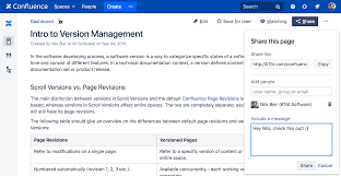Software Documantation Seven Reasons To Use Confluence For Technical Documentation