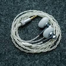 online get cheap earbuds flat wire aliexpress com alibaba group 100% newest 300ohm high impedance in ear earphone earbud 300ohms earbud flat head plug earplugs