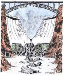 zephyr links to edward abbey canyon country zephyr ldquoi went west to edward abbey in the 1970s determined to give him a drawing i d done in his honor it was a doodle of glen canyon dam in serious