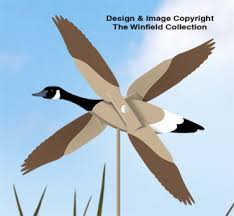 Whirligig Patterns Best Wind Action Project Patterns Canada Goose Whirligig Pattern