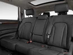 2016 audi q7 rear seat