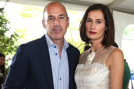 Matt Lauer And His Wife Have Been Living Separate Lives For Years
