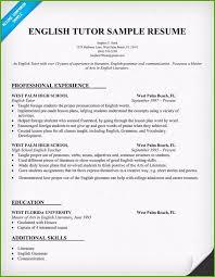 Sample Cv For A Teacher Private Tutor Resume Sample Pretty Ideas Sample Cv For Puter Teacher