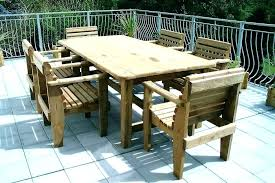 wood patio furniture. Patio: Wood Patio Furniture Deck Table Full Size Of Outside And Chairs 3 Outdoor Large