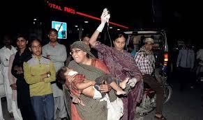 Resultado de imagem para imagens de muçulmanos feridos