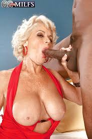 Georgette parks with black guy