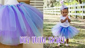 How To Make An Easy Tutu Skirt Simply Dovie