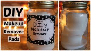 diy makeup remover pads wipes
