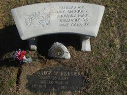 Woodrow Gregory (1915-1980) - Find A Grave Memorial